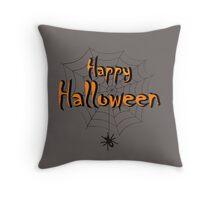 Happy Halloween images Throw Pillow