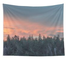Sunset at Prince Edward Island II Wall Tapestry