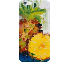 The Lone Pineapple iPhone Case/Skin