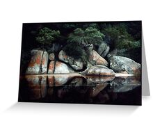 Tidal River, Wilson's Promontory    Greeting Card
