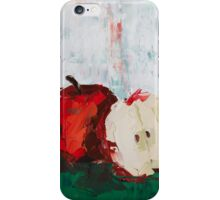 The Last Red Apple iPhone Case/Skin