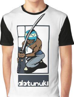dotunuki comic pane Graphic T-Shirt