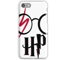 HP16 iPhone Case/Skin