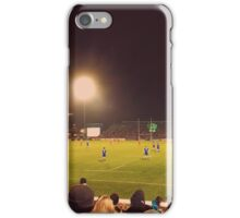 Rugby Match iPhone Case/Skin