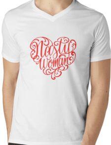 who love natsy women Mens V-Neck T-Shirt