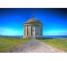 Mussenden Temple 2 Photographic Print