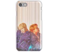 WINGS_Bangtan_Taehyung+JHope Polaroid iPhone Case/Skin