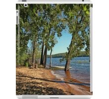 St Croix River Shoreline iPad Case/Skin