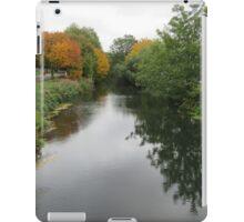 On the bridge iPad Case/Skin
