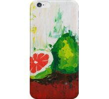What is a Pomelo? iPhone Case/Skin