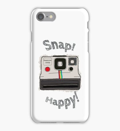 Snap! iPhone Case/Skin
