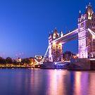 Tower Bridge by Svetlana Sewell