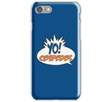 Yo! Cespedes - New York Mets #52 iPhone Case/Skin