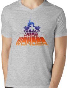 KN0W 1DER Mens V-Neck T-Shirt