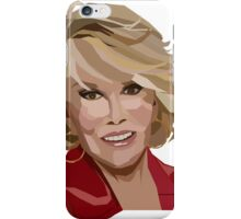 Joan Rivers iPhone Case/Skin