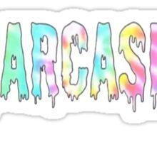 *Sarcasm* Sticker