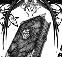 Miskatonic University – Cthulhu Sticker