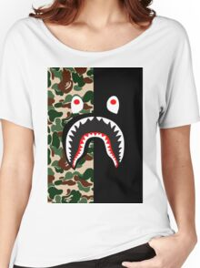 Supreme shark Women's Relaxed Fit T-Shirt