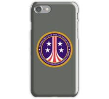 Colonial Marines emblem (full size) iPhone Case/Skin