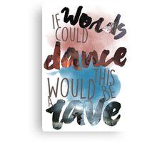 Life is Strange - Chloe Price - Max Caulfield Canvas Print