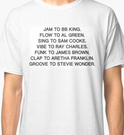 Best of the Best Soul/Funk Classic T-Shirt