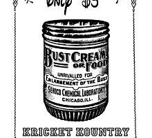 KRICKET KOUNTRY BUST ENLARGEMENT CREAM! Guaranteed! by Kricket-Kountry