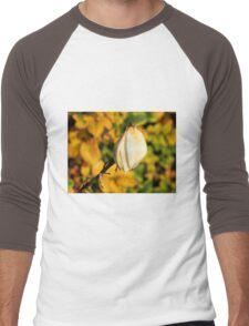 Yucca In Autumn Men's Baseball ¾ T-Shirt