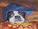 Peek-a-Boo by Pam Humbargar