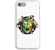 POWER RANGERS iPhone Case/Skin