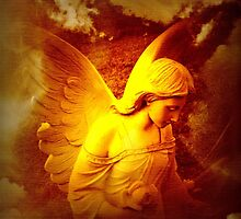 Angel of Hope ~ For You by Marie Sharp