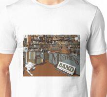 Dave Matthews Band, Tour 2016, Bank of New Hampshire Pavilion Gilford NH Unisex T-Shirt