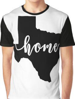 Home - Texas Graphic T-Shirt