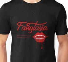 True Blood - Fangtasia Unisex T-Shirt