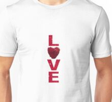 Raspberry Love Unisex T-Shirt