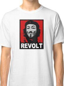 ANONYMOUS REVOLT Classic T-Shirt