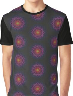 Spirograph Graphic T-Shirt