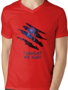 Tonight we hunt Rengar Mens V-Neck T-Shirt