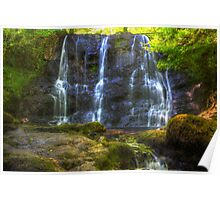 Glenariff Waterfall Poster