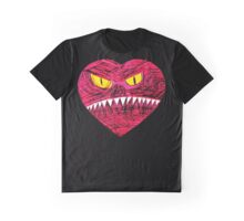 angry love Graphic T-Shirt