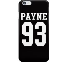 Payne 93 iPhone Case/Skin