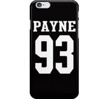 Payne 93 iPhone Case/Skin