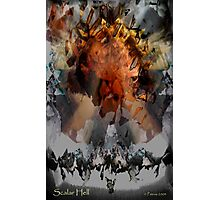 Scalar Hell Photographic Print