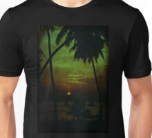 Sunset in the Tropics Unisex T-Shirt