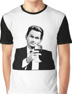 Barney Stinson How i met your mother Graphic T-Shirt