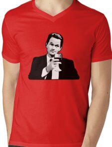 Barney Stinson How i met your mother Mens V-Neck T-Shirt