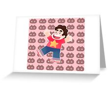 Steven Cookiverse Greeting Card