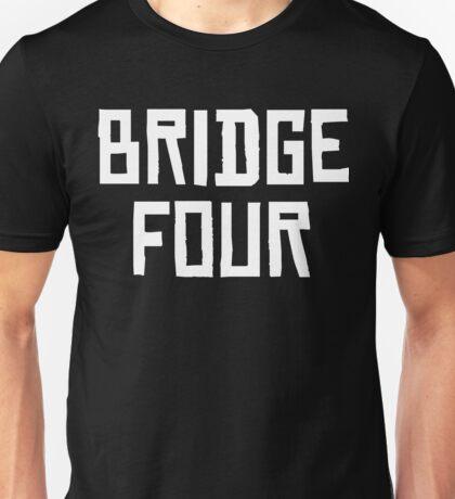 Bridge Four White Kaladin Unisex T-Shirt
