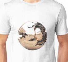 Golden Sphere Unisex T-Shirt