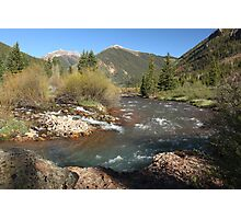 Mineral Creek Photographic Print