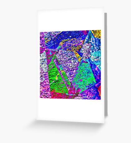 Graffiti Autumn Greeting Card